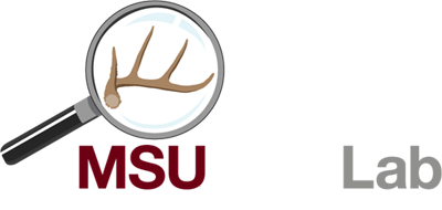 MSU Deer Lab logo
